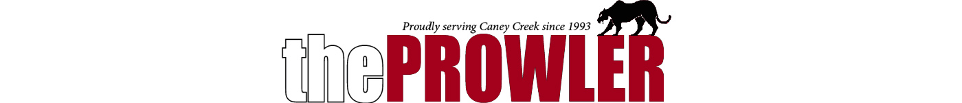 The School Newspaper of Caney Creek High School
