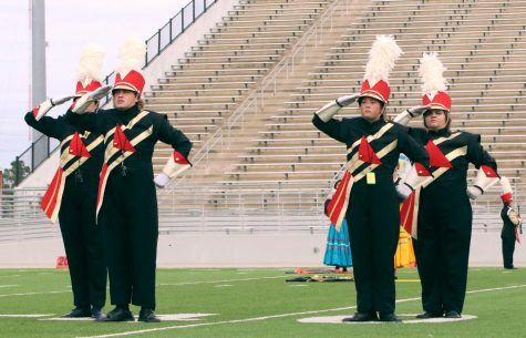 Mighty Panther Band earns superior rating at UIL