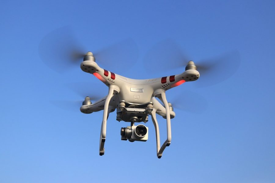Drone use should be explored, not banned