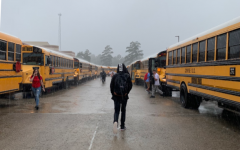Storm causes cancellation of after school activities, football games