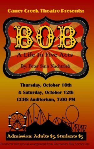 Theatre department to perform comedic play 'BOB'