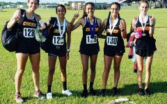 Navigation to Story: Cross country sees success at Huffman meet