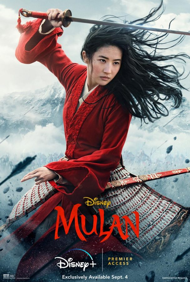 'Mulan' lead hinders movie's potential success: Opinion