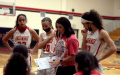 Navigation to Story: Girls basketball goes to playoffs first time in 15-years