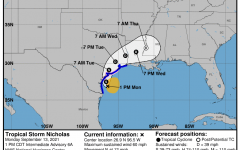 Navigation to Story: Conroe ISD closed Tuesday in anticipation of Tropical Storm Nicholas