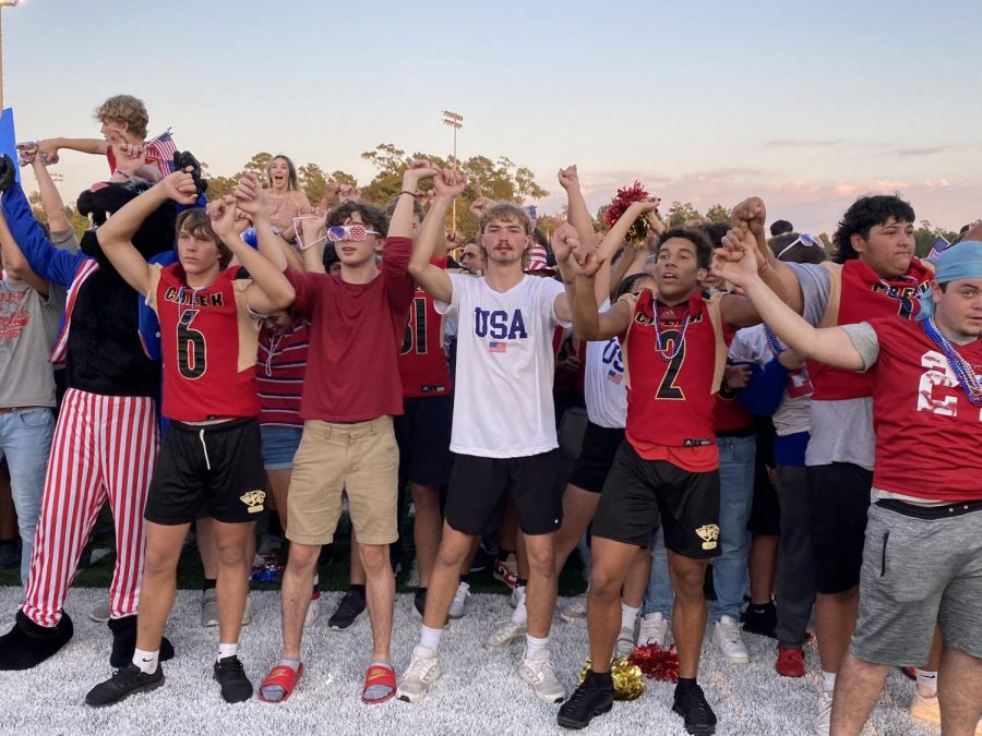 Caney Creek announces 2021 homecoming court